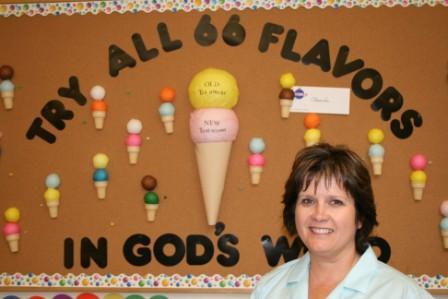 Shelley Kramer, 3rd & 4th Grades : Orangevale Seventh-day
