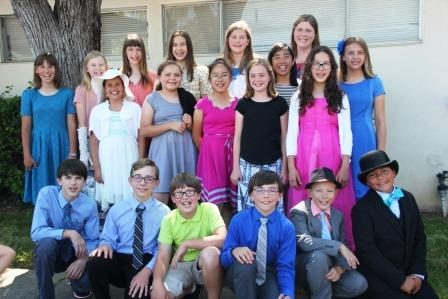 Kelli Sterling, 5th & 6th Grades : Orangevale Seventh-day